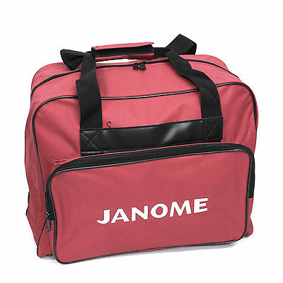 Janome Universal Portable Sewing Machine Tote Bag Carrying Case