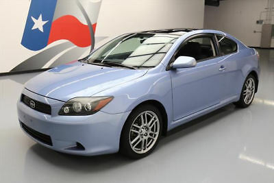 2009 Scion tC Base Coupe 2-Door 2009 SCION TC AUTOMATIC PANO ROOF PIONEER ALLOYS 64K MI #290316 Texas Direct