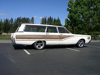 1965 Mercury Colony Park Woody Wagon,Ford Country Squire Deluxe 1965 Mercury Colony Park Woody Wagon, 390,C6,Classic Cruiser,FORD Country Squire