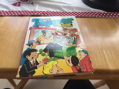 The Topper 1984 Annual