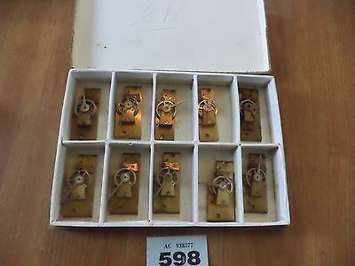 Vintage New Old Stock Clock Movement Parts ...( 598 ~)