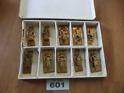 Vintage New Old Stock Clock Movement Parts ...( 601 ~)