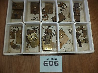 Vintage New Old Stock Clock Movement Parts ...(  605~)