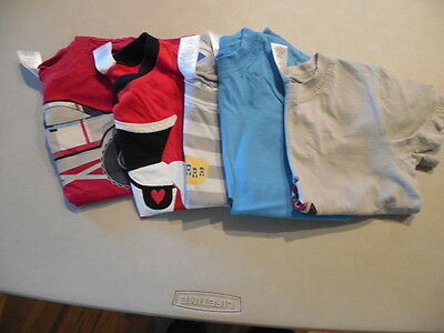 Gymboree 2T Toddler Boys Lot of 5 Pre-owned T-Shirts