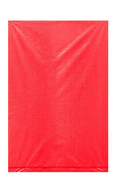 """1000  Red Small Plastic Merchandise Bags 8 1/2""""x 11"""""""