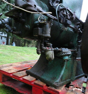 Massive large Stover 6hp Hit and Miss One Lunger Engine