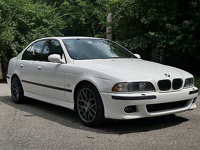 2000 BMW M5  2000 BMW M5: Excellent Mech Condition, Thousands Invested. 4.9L V8 E39 5 Series