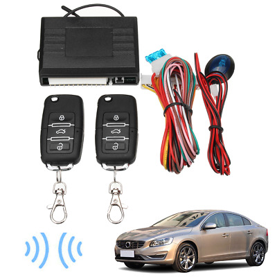 Car Remote Central Locking Conversion Keyless Entry Kit For VW Golf mk4 mk5