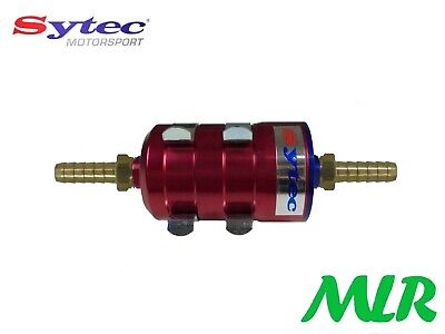 Fse Sytec Motorsport 8Mm Bullet Fuel Filter For Injection & Carb Systems Dvr