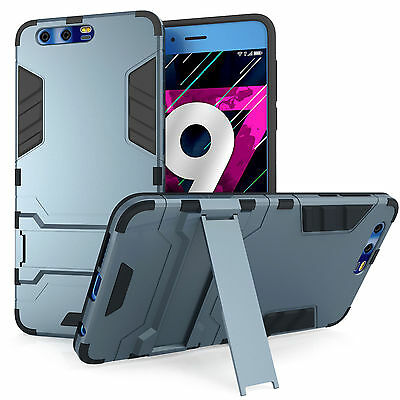 Extreme Heavy Duty Armour Case For The Huawei Honor 9 Shockproof Full Body Cover