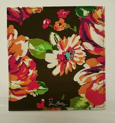 Vera Bradley Checkbook Cover in English Rose<NEW with TAGS>