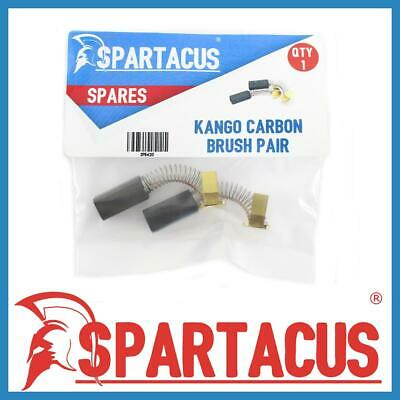 Spartacus SPB420 Carbon Brush Pair To Fit The Following Kango Models