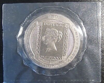 1990 Isle of Man Sesquicentennial of the Penny Black