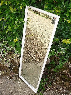 Argos home full length wavy wall mirror picclick uk for White framed long mirror