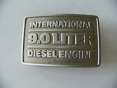 International Harvester Spec-Cast Belt Buckle