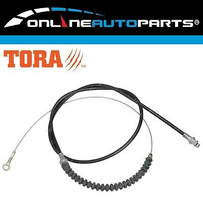 Front Park Hand Brake Cable Assembly suits Toyota Hilux LN106 1988~1999 4X4 Ute