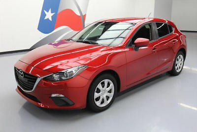2015 Mazda Mazda3  2015 MAZDA MAZDA3 I SPORT HATCHBACK AUTO CD AUDIO 41k #171699 Texas Direct Auto