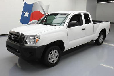2015 Toyota Tacoma Base Extended Cab Pickup 4-Door 2015 TOYOTA TACOMA ACCESS CAB AUTOMATIC BEDLINER 77K MI #051556 Texas Direct