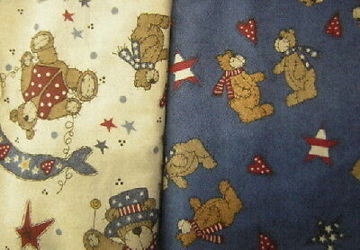 2 Patriotic Bears  Belly Band Boston Terrier Italian Greyhound Dog Diapers