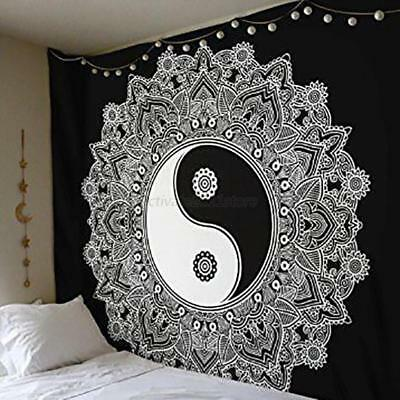 NEW  Indian Mandala Tapestry Hippie Wall Hanging Room Bedspread Mat Home Decor
