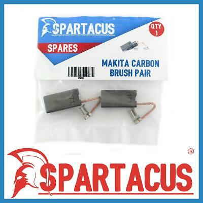 Spartacus SPB448 Carbon Brush /& Spring Pair To Fit The Following Makita Models