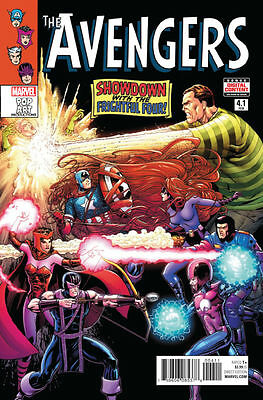Avengers #4.1 (Marvel 2016 Series) Near Mint First Print Bagged And Boarded