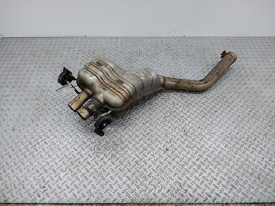 03-16 BENTLEY CONTINENTAL GT GTC 6.0 Petrol Left N/S Exhaust Tail Pipe 621