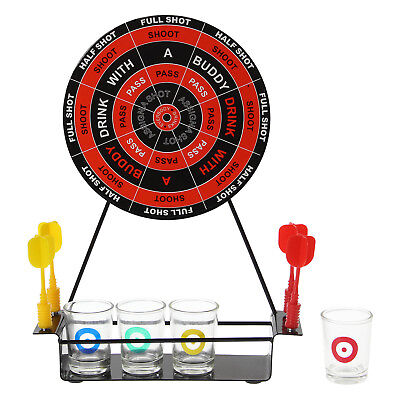 Classic Magnetic Darts Bar Pub BBQ Xmas Party Adult Alcohol Shots Drinking Game