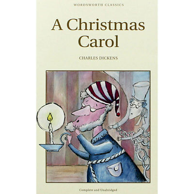 A Christmas Carol by Charles Dickens (Paperback), Books, Brand New