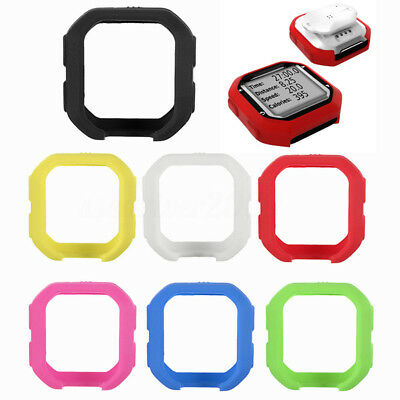Protective Silicone Case Cover Skin For Garmin GPS Edge 20/25 Bike Computer