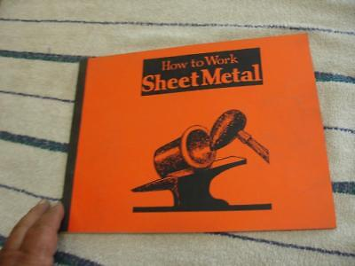 How to work sheet Metal