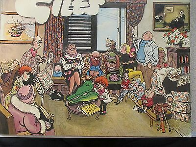 GILES COMIC BOOK (DAILY EXPRESS PUBLICATION) No.32. 1978  ,UNCLIPPED