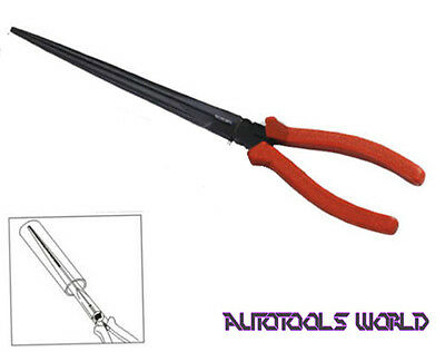 """12"""" Extra Long Jaws Design Needle Nose Plier"""