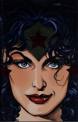 WONDER WOMAN #1 (Dino) LOGO-VARIANT-COVER-EDITION  limitiert  ERSTAUSGABE  Movie