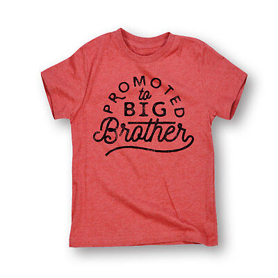 Promoted to Big Brother-TODDLER SHORT SLEEVE TEE
