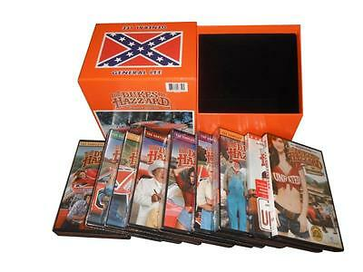 Dukes of Hazzard The Complete TV Series Seasons 1-7 + 2 MOVIES 1 2 3 4 5 6 7 DVD
