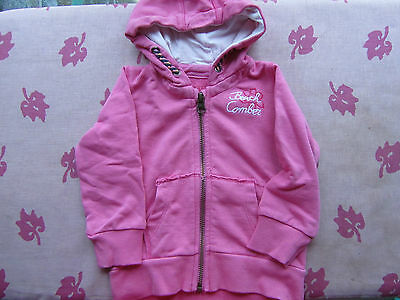 noppies gilet rose t74 comme neuf
