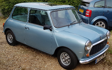 1983 Mini Classic Mini  1983 AUSTIN MINI MAYFAIR AUTOMATIC LOW MILEAGE