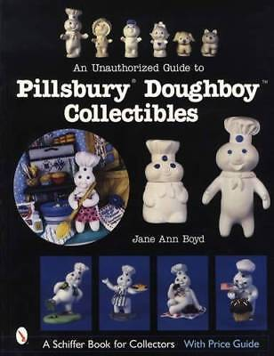 Vintage Pillsbury Doughboy Collector Reference 1971-2003 Advertising & Kitchen