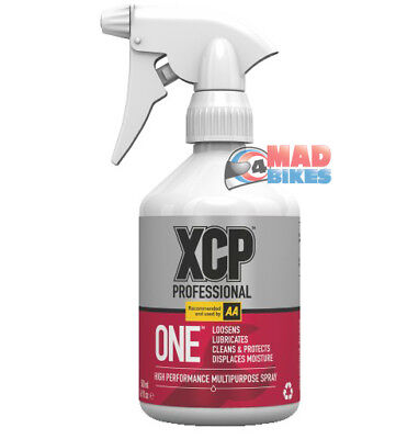 XCP ONE - High Performance Multi Purpose Spray 500ml Motorcycle, Car, Cycle