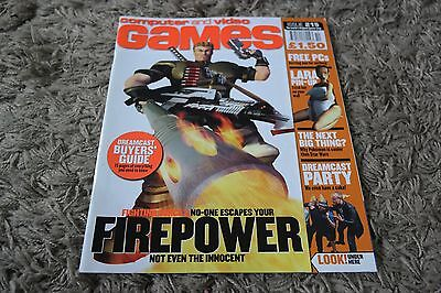 computer and video games magazine issue 215