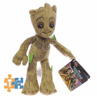 GROOT Guardians of the Galaxy Vol. 2 2017 Official Disney Store Plush Figure NEW