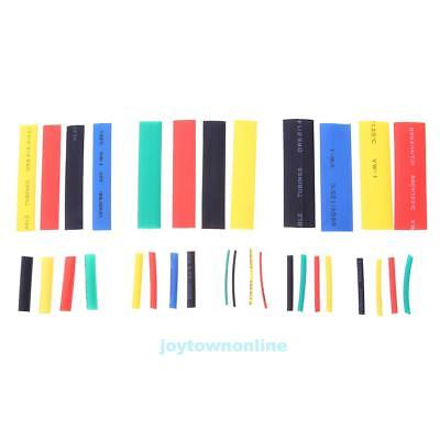 328pcs Heat Shrink Tubing Tube Assortment Set Wire Cable Insulation Sleeving Kit