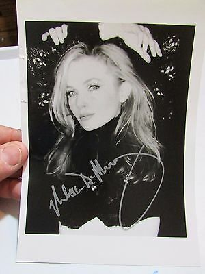 """Authentic personally Signed Autograph actress Rebecca De Mornay on 5x7"""" photo"""