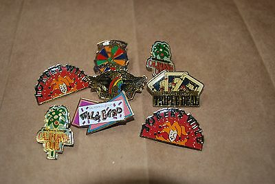 Vintage California Lottery Pins