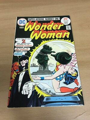 Wonder Woman #218 Original Series Awesome Cover See My Others!!