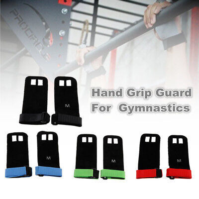 Grips Crossfit Gymnastics Hand Grip Guard Palm Protectors Glove Durable S M L
