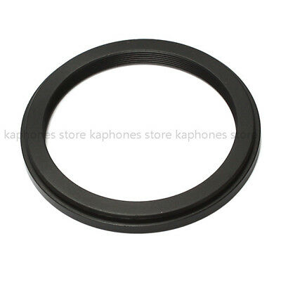 62-52mm Step-Down Metal Lens Adapter Filter Ring / 62mm Lens to 52mm Accessory
