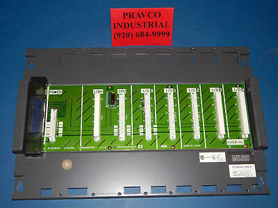 Mitsubishi Melsec A35B-UL Programmable Controller / Chassis A35BUL