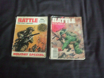 War Picture Library - Hoilday Special & Picture Monthly